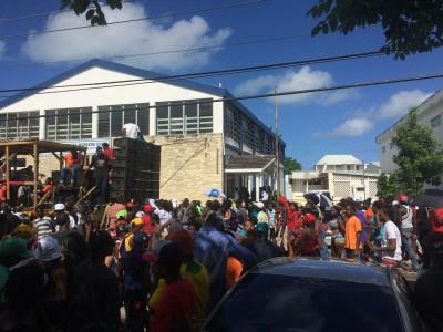 Gatufest i St Johns